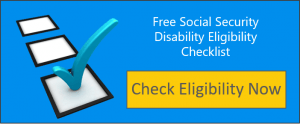 Free Social Security Disability Eligibility Checklist