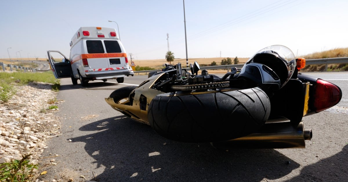 Motorcycle Safety - Proving Accident Fault