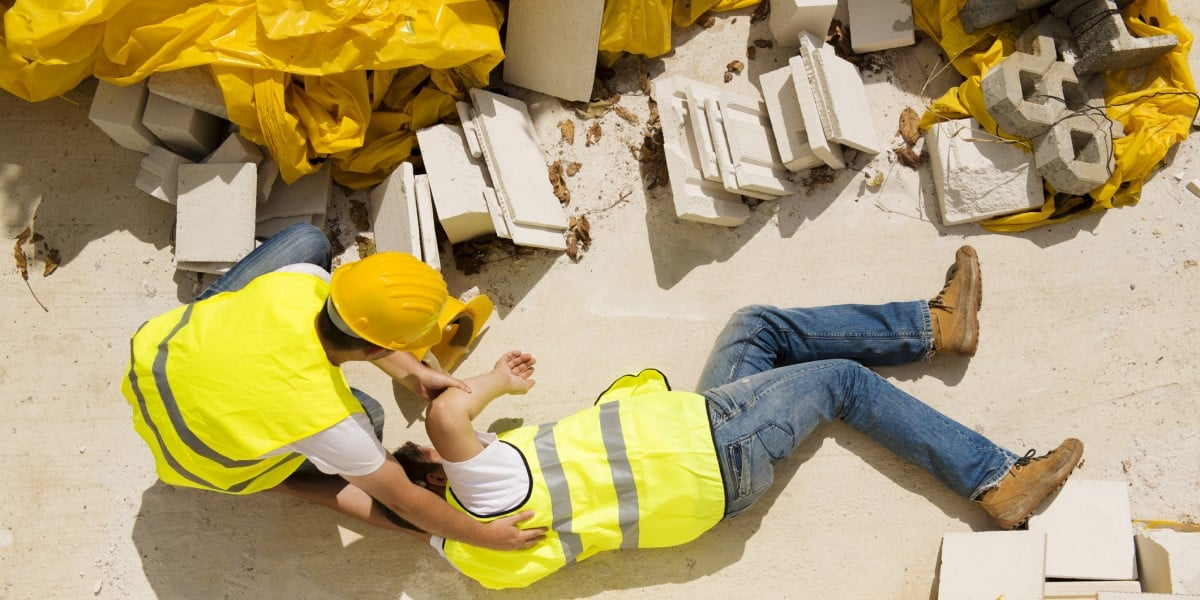 most common construction accidents construction injury | LaBovick Law Group of Florida